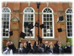 Reading Graduates Celebrate