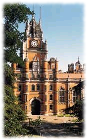 Royal Holloway Main Building
