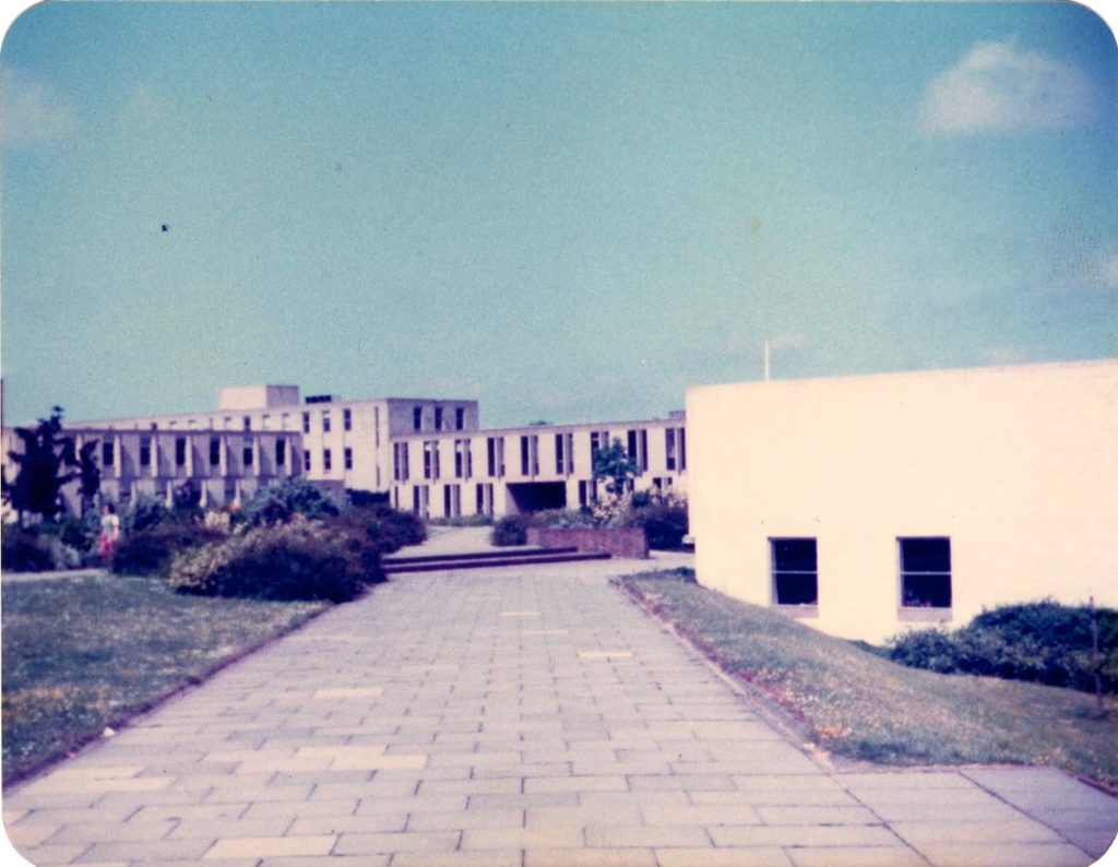 UKC Campus in 1982